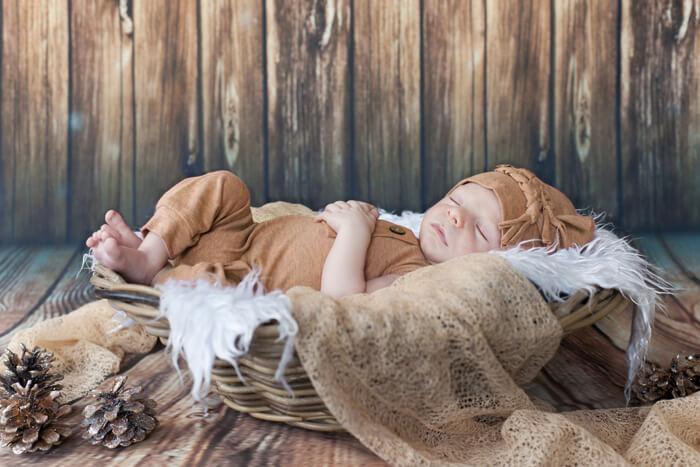 Présentation de photographe bébé Chambéry